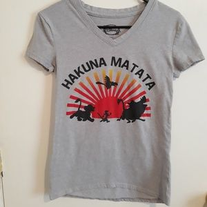 Disney Hakuna Matata Shirt
